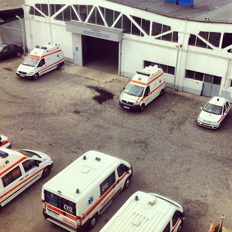 Serviciul de Ambulanta 2
