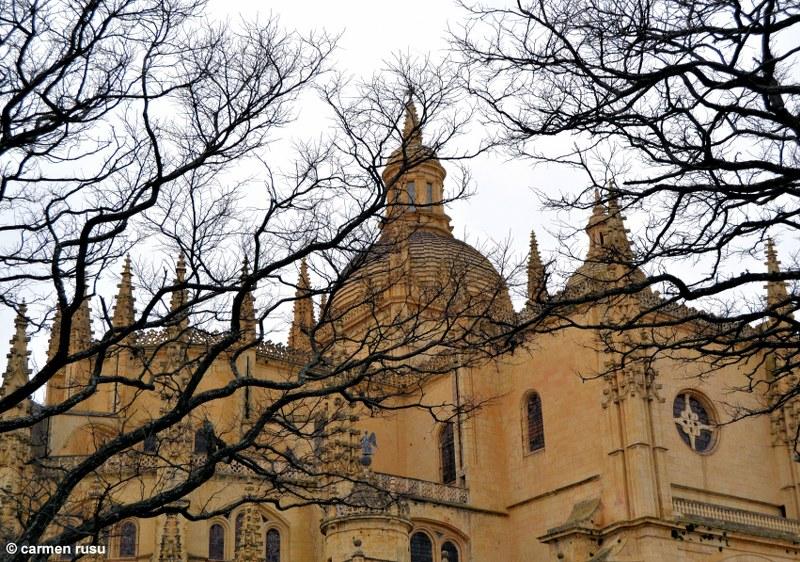 Nuestra Senora de la Asuncion y San Frutos Cathedral