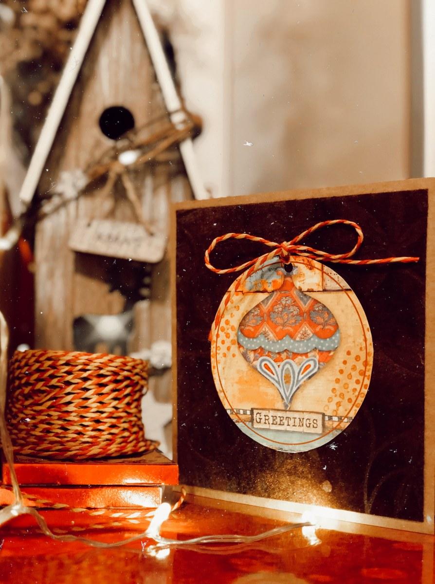 Felicitari Craciun handmade