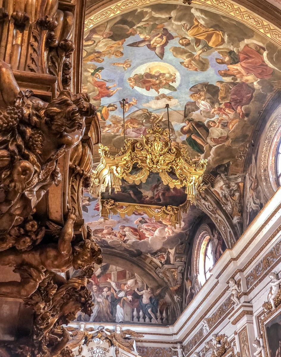 Piacenza Church, Italy
